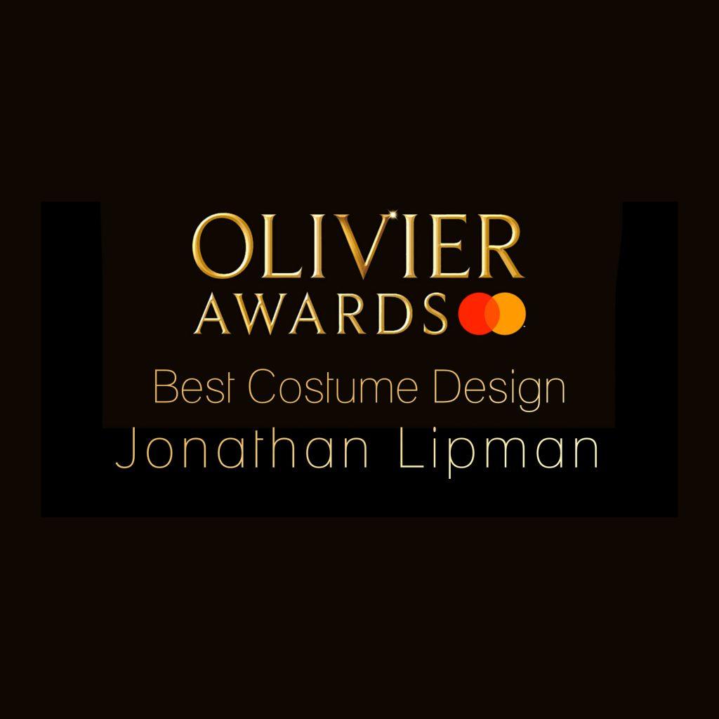 Olivier Award Winning Costume Designer Jonathan Lipman
